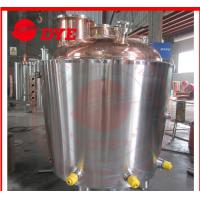Quality 100 Gal Alcohol Distillation Machine Commercial Distillery Equipment wholesale