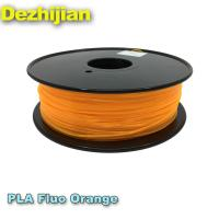 Quality Neat Winding Spool PLA 3d Printer Filament , Free Sample Pla Plastic Filament wholesale