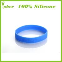 Quality 100% Silicone Custom Silicone Wedding Bands Silicone Rings for Kids Silicone Wristband wholesale