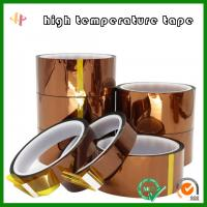 Quality Kapton polyimide brown high temperature tape, High quality kapton polyimide tape wholesale