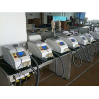 Quality Pigment And Tattoo Removal Portable Q-Switch ND YAG Laser Machine wholesale