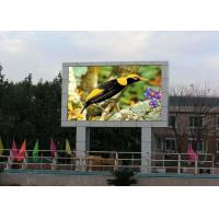 China Quick Installation Full Color LED Signs , Outdoor LED Panel For Exhibitions Events on sale