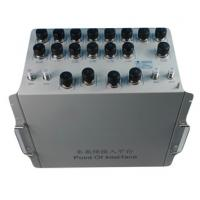 Quality 200W Input Point Of Interface DIN Female Connector With 15 Input / 4 Output wholesale