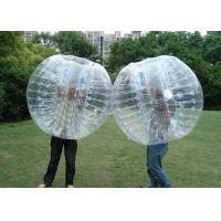 Cheap Inflatable Bubble Soccer Ball Fashionable Buper Ball sports entertainment football inflatable body zorb ball for sale
