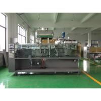Quality Horizontal Stand Up Pouch Packing Machine 220V / 380V ABB Servo Motor wholesale