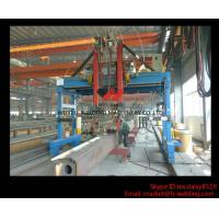 Cheap Automatic Gantry I / T / H Beam Production Line Auto Welding Machine , Gantry for sale
