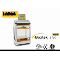 Quality 9kN Microcomputer Box Compression Testing Machine For Carton & Boxes With ISO 9001 / CE wholesale
