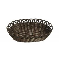 Buy cheap Hand Weaving Hollow Lines Healthy Gift Baskets For Bakery And Household from wholesalers
