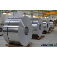 Quality Construction Decoration Thin AA 1110 Cold Rolled Aluminium Coil With 1250mm Width wholesale