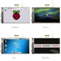 China IPS HDMI Lcd Module Display 4 Inch 800x480 For Raspberry Pi Driver IC NT35510 on sale