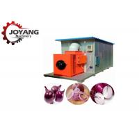 Quality Silver Hot Air Vegetables Dryer Industrial Onion Drying Machine No Pollution wholesale