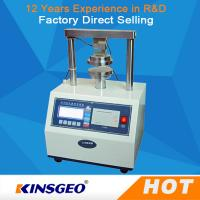 Buy cheap 2000N 1φ,220V/50Hz Package Testing Equipment Edge Crush Test Machine 0.01kg Accuracy from wholesalers