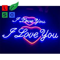China Outdoor Neon Sign New Design Hot Sale Standing Decoration Sign on sale