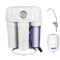 Quality White Plastic R75gpd 6 Stage Reverse Osmosis Water Filtration System PP & T33 & COPTIRE MEMBERANCE wholesale