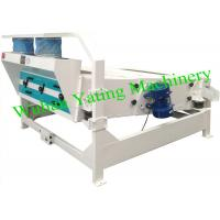 China professional Grain Cleaning Machine Vibrating Gravity Table Grain Cleaner on sale