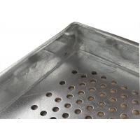 Quality Metal Perforated Aluminum  Tray for food industries,600X400 size wholesale