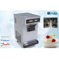 Counter Top Ice Cream Machine For Sale : ... Hopper Counter Top Ice Cream Machine With Pre-Cooling System for sale