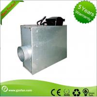 Quality Square Restaurant Silent Inline Fan , Inline Bathroom Exhaust Fan Forward Curved wholesale