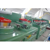 Quality Large Vertical Cable Drawing Machine , High Accurancy Cupper Rod Breakdown Machine wholesale