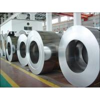 Quality Full Hard Spangle Hot Dipped Galvanized Steel Coils ASTM A653 / Q195 / SGC490 wholesale