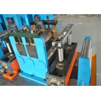 Quality Carbon Steel ERW Pipe Mill , High Speed Welded Tube Mill Machine wholesale