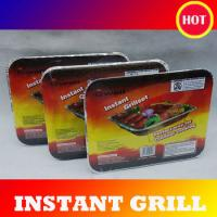 China High Quality Instant Barbecue Grill on sale