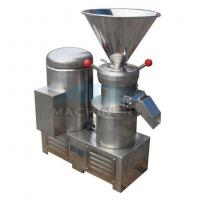 Cheap Stainless Steel Chemical Industry Food Dairy Cosmetics Paint Laboratory Peanut Butter Walnut Grinder Colloid Mill for sale
