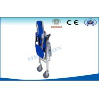 China Aluminum Alloy Stair Stretcher With Armrest , Transport Stretcher on sale