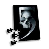 Quality Wholesale movie and cartoon holiday gift 3d lenticular printing jigsaw puzzle for adults and for kids wholesale