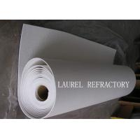 Quality Thermal Paper Ceramic Fiber Paper For Engine Hood Insulation Ceramic Wool Paper wholesale