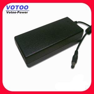 Quality 24v 2.5a / 3a AC DC Power Adapter Plastic 60watt , Desktop Type wholesale