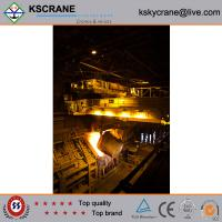 Quality Best Quality Steel Factory Double Girder Overhead Foundry Crane wholesale