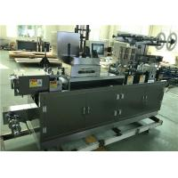 Quality Small Medical Apparatus Automatic Blister Packing Machine Blister Sealer Machine wholesale