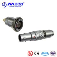 Quality 0B 2 pin male and female circular push pull connector for Infrared Camera wholesale