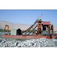 Quality Chain Bucket Gold Mining Dredger wholesale