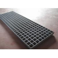 Quality 30 × 3 / 32 × 3 Press Lock Grating , Hot Dip Galvanized Floor Steel Grating wholesale