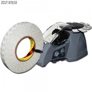 China Electric masking tape dispenser design crepe tape cutting machine ZCUT-870 on sale
