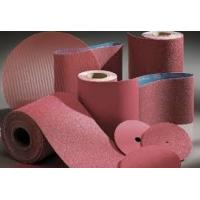 Quality Polyester Cloth Coated Abrasive Cloth Rolls For Chip Board / Glass / Metal,abrasive sandpaper,Coated Abrasive Belts wholesale