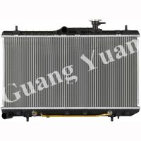 Quality OEM 25310 25300 Aluminum Car Radiators , Hyundai Accent Radiator 25310-25100/25150 AT 2338 DPI wholesale