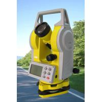 Quality High Precision Electronic Digital Theodolite Yellow Color With Large Screen GET202 wholesale