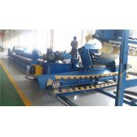 Quality 11 Rows Color Steel Silo Cold Roll Corrugated Roll Forming Machine For Wall Sheet wholesale