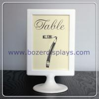 Place Card Holder-Sign Holder-Table Number Holder, Wedding, Party, Buffet for sale