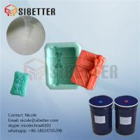 China Lace Fondant Mould Making Liquid Silicone Rubber for Food Grade Craft on sale