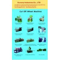 Quality Cut Off Wheel Equipment wholesale