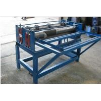 Buy cheap Easy Operate Sheet Metal Slitter Machine For Roll Forming System Cutting Tiles from wholesalers