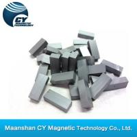Quality ferrite block magnet (magnetized through thickness) wholesale
