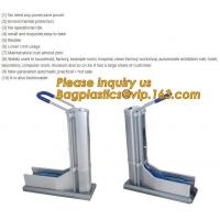 Disposable auto shoes cover dispenser for factory with non woven shoes cover,