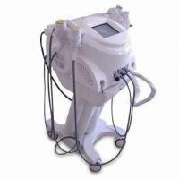 7-in-1 Vacuum Cavitation Body Slimming Machine, Customized Designs are Accepted, CE-marked