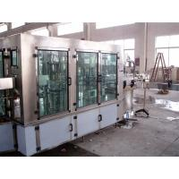Quality PCL Contol Carbonated Drink Filling Machine 2000 - 4000 BPH CE / SGS 1 Year Warranty wholesale