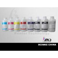 China Textile Ink for Direct to Garment Printing on sale